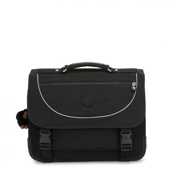 PREPPY ESSENTIAL True Black BACKPACKS by Kipling Front