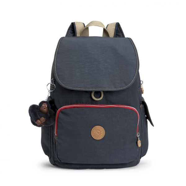 CITY PACK ESSENTIAL True Navy C BACKPACKS by Kipling Front