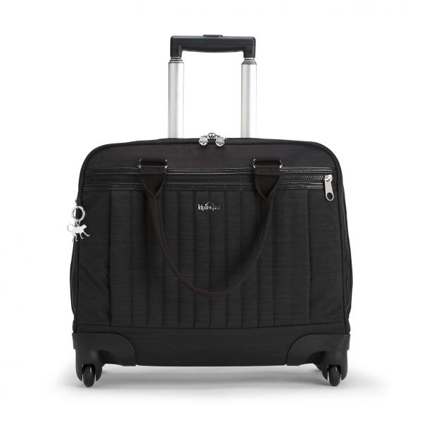 NETSIA ESSENTIAL Dazz Black CARRY ON by Kipling Front