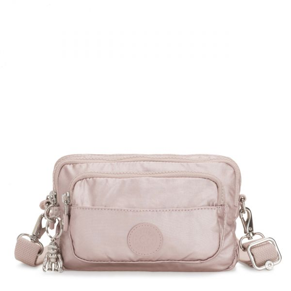 MULTIPLE Metallic Rose CROSSBODY by Kipling Front