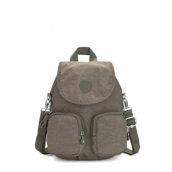 FIREFLY UP Seagrass BACKPACKS by Kipling Front