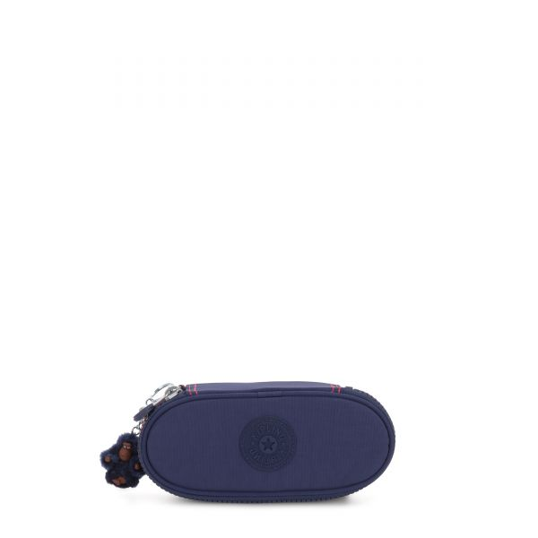 DUOBOX Polished Blue C POUCHES/CASES by Kipling Front