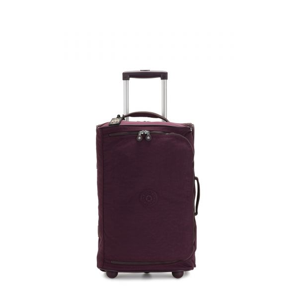 TEAGAN S Dark Plum CARRY ON by Kipling Front