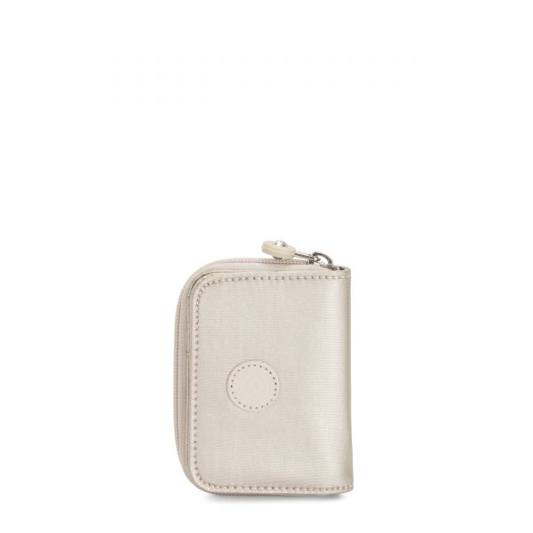 TOPS Cloud Metal WALLETS by Kipling Front