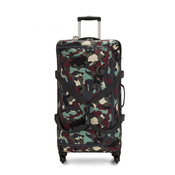 CYRAH L Camo Large UPRIGHT by Kipling Front