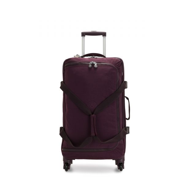 Kipling Connie Luggage 4 L Dark Plum