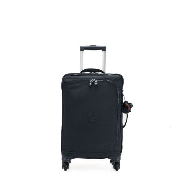 CYRAH S True Navy CARRY ON by Kipling Front