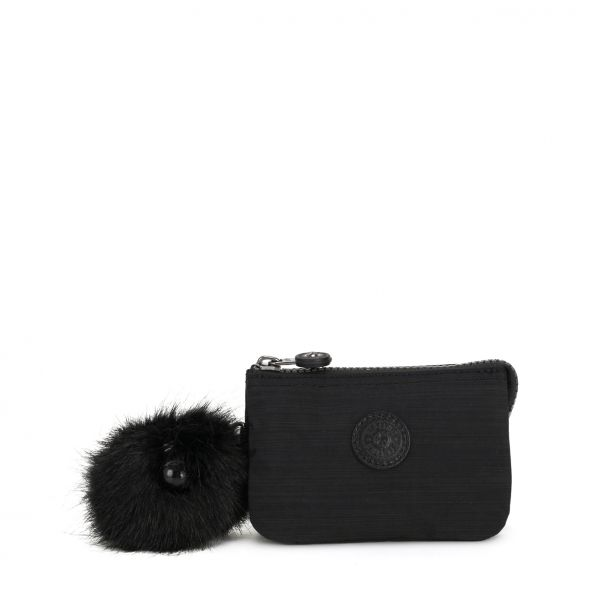 CREATIVITY S ESSENTIAL True Dazz Black POUCHES / CASES by Kipling Front