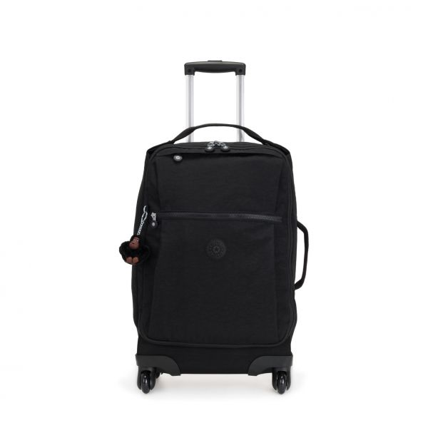 DARCEY True Black CARRY ON by Kipling Front