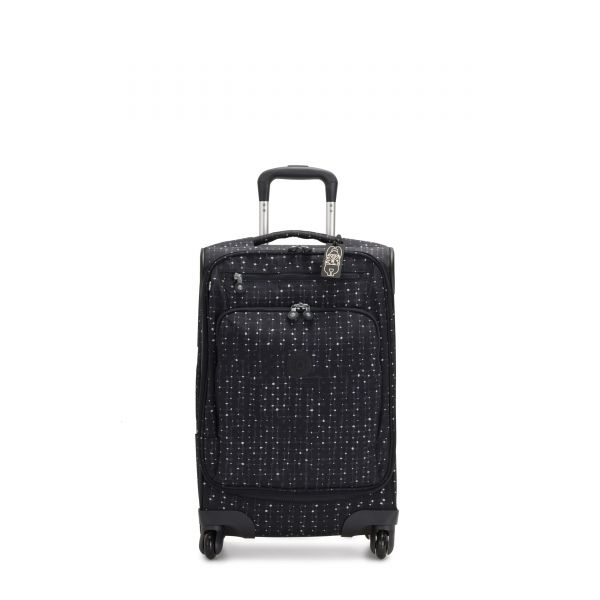 YOURI SPIN 55 Tile Print CARRY ON by Kipling Front