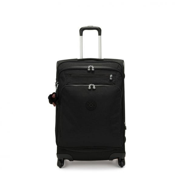YOURI SPIN 68 True Black UPRIGHT by Kipling Front