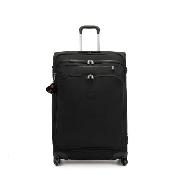 YOURI SPIN 78 True Black UPRIGHT by Kipling Front