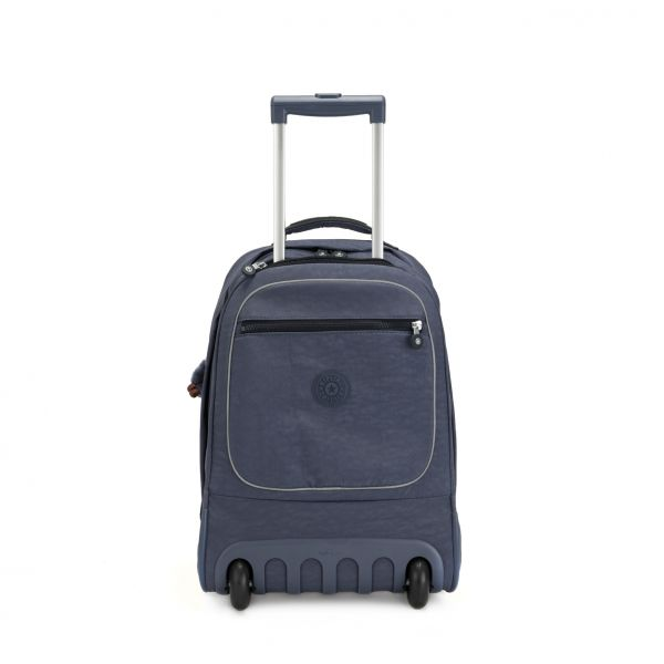 CLAS SOOBIN L True Jeans WHEELED BACKPACKS by Kipling Front