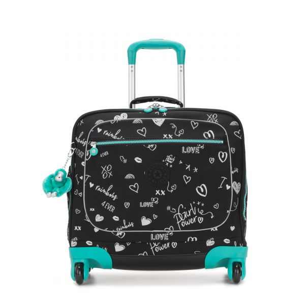 MANARY Girl Doodle CARRY ON by Kipling Front