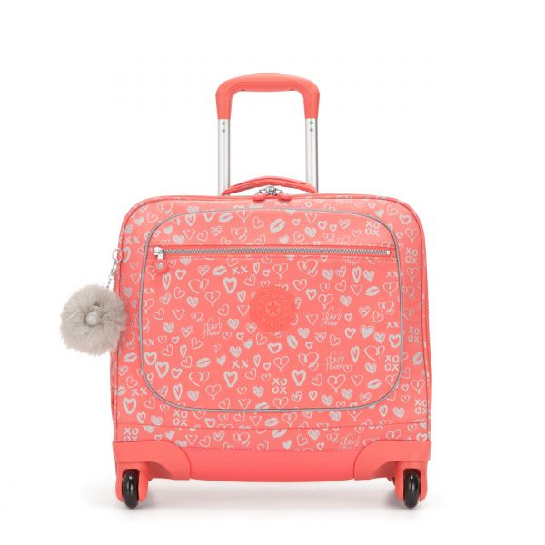 MANARY Hearty Pink Met CARRY ON by Kipling Front