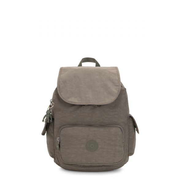 CITY PACK S Seagrass BACKPACKS by Kipling Front