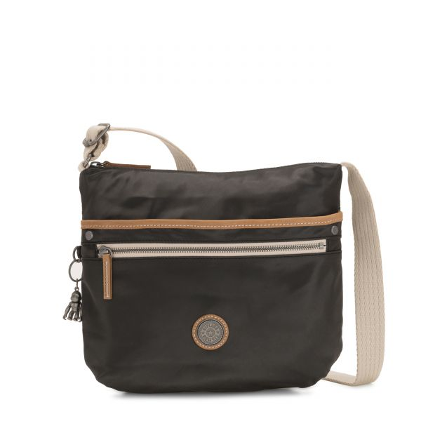 ARTO Delicate Black CROSSBODY by Kipling Front