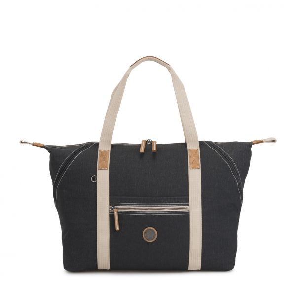 ART M Casual Grey TOTE by Kipling Front