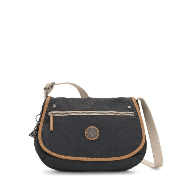KOUROU Casual Grey CROSSBODY by Kipling Front