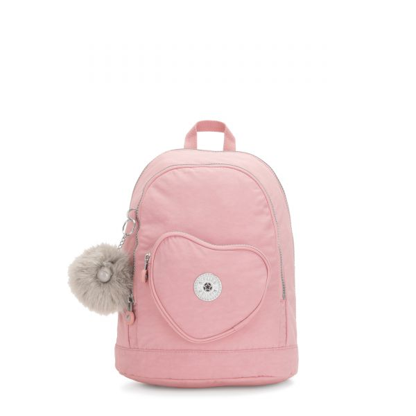 HEART BACKPACK Bridal Rose BACKPACKS by Kipling Front