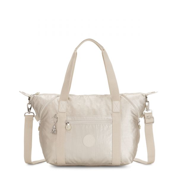 ART Cloud Metal TOTE by Kipling Front