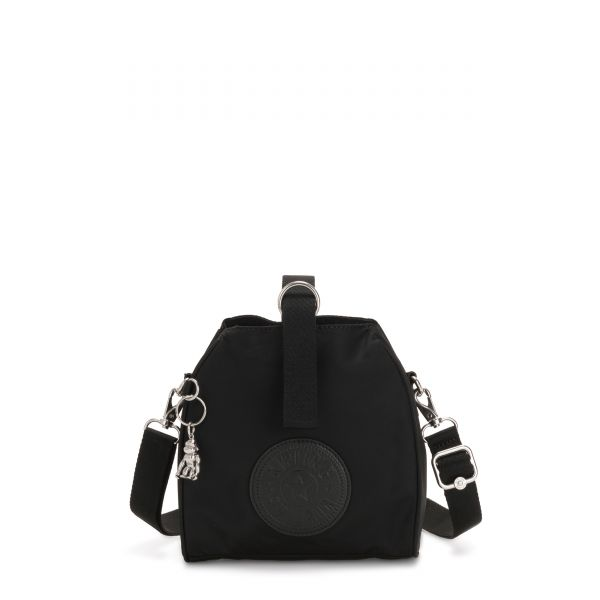 IMMIN Galaxy Black SHOULDERBAGS by Kipling Front