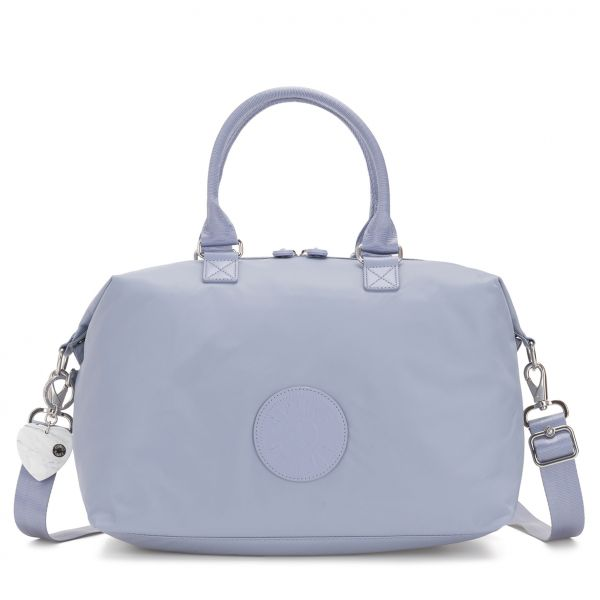 TIRAM Belgian Blue SHOULDERBAGS by Kipling Front