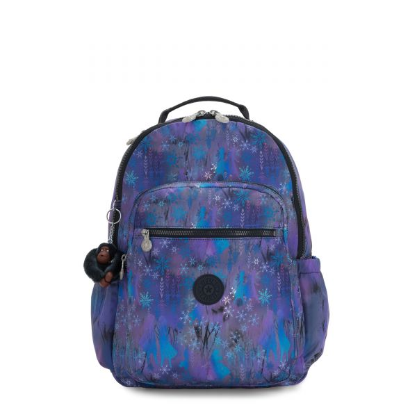 D SEOUL GO Mystical Adventure BACKPACKS by Kipling Front