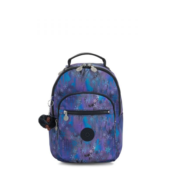 D SEOUL GO S Mystical Adventure BACKPACKS by Kipling Front
