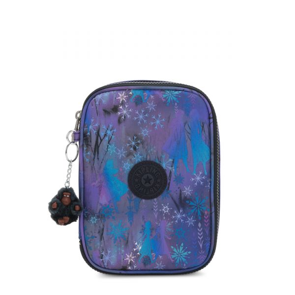 D 100 PENS Mystical Adventure POUCHES/CASES by Kipling Front