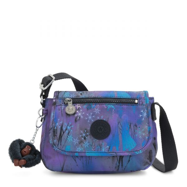 D SABIAN Mystical Adventure CROSSBODY by Kipling Front