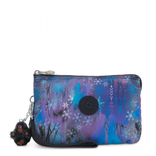 D CRTVTYXL Mystical Adventure POUCHES/CASES by Kipling Front