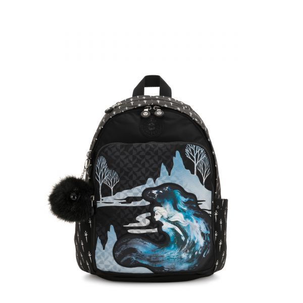 D DELIA Through The Forest D BACKPACKS by Kipling Front