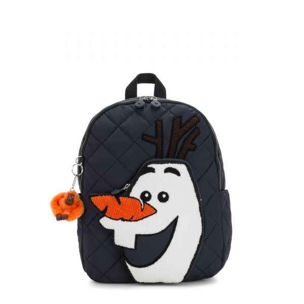 D JACKS Olaf BACKPACKS by Kipling Front