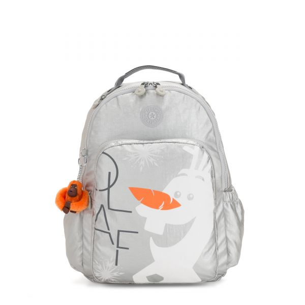 D SEOUL GO Frosted Olaf S BACKPACKS by Kipling Front