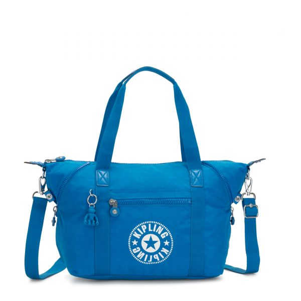 ART NC Methyl Blue Nc TOTE by Kipling Front