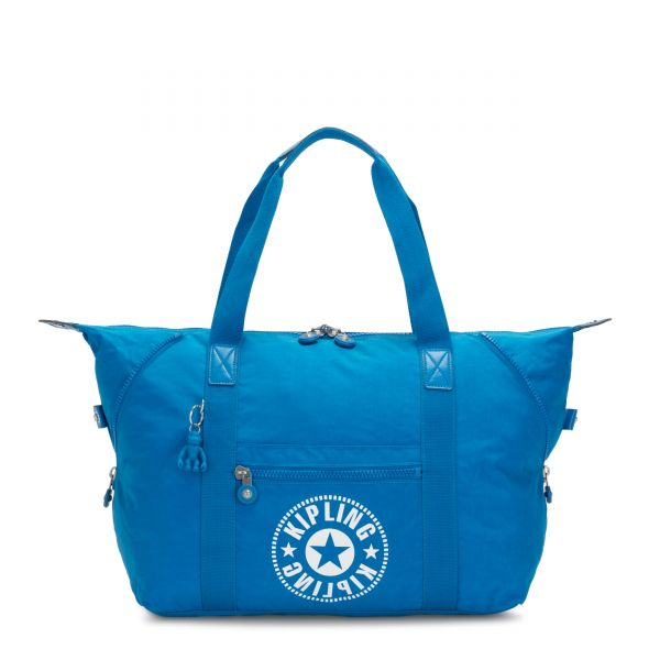 ART M Methyl Blue Nc TOTE by Kipling Front