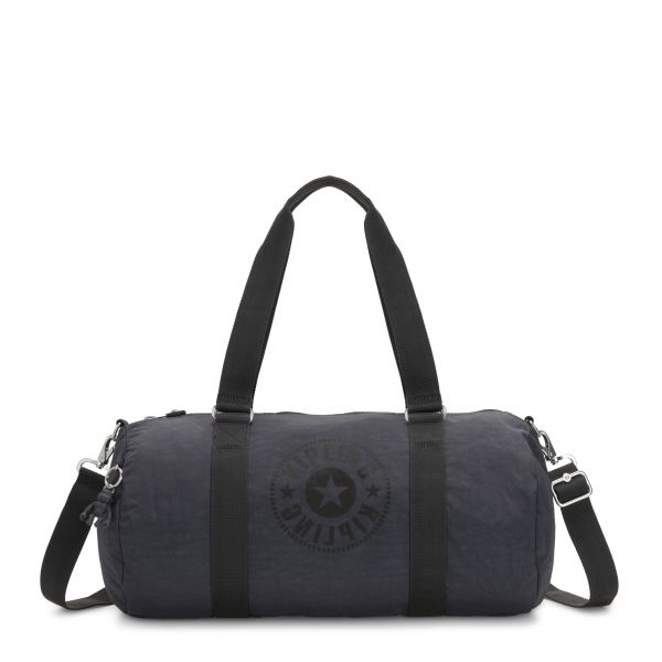ONALO Night Grey Nc WEEKENDER by Kipling Front
