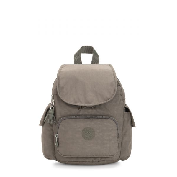 CITY PACK MINI Seagrass BACKPACKS by Kipling Front