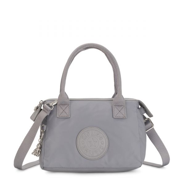 LERIA Natural Grey SHOULDERBAGS by Kipling Front
