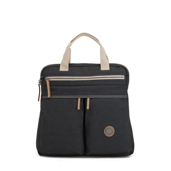 KOMORI S Casual Grey BACKPACKS by Kipling Front