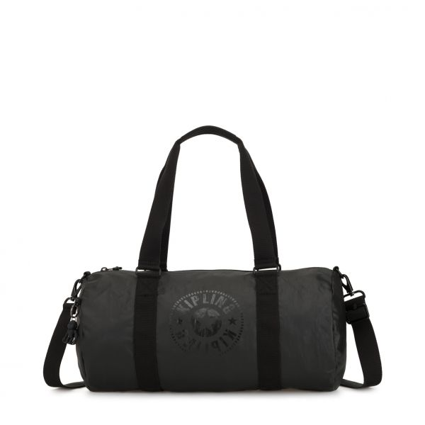 ONALO Raw Black WEEKENDER by Kipling Front