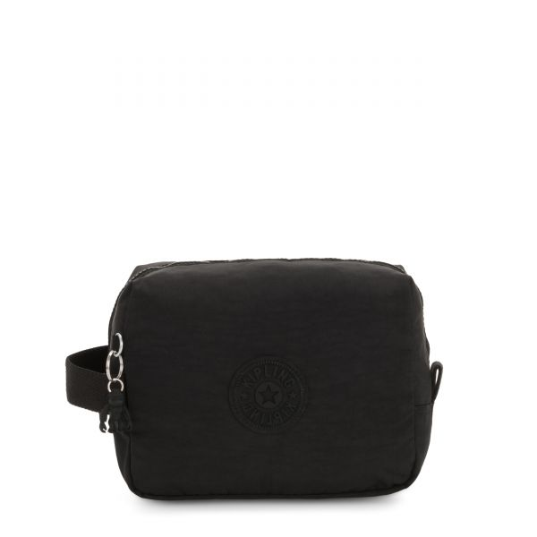 PARAC Black Noir TRAVEL ACCESSORIES by Kipling Front