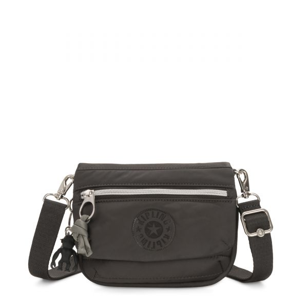 TULIA Cold Black CROSSBODY by Kipling Front