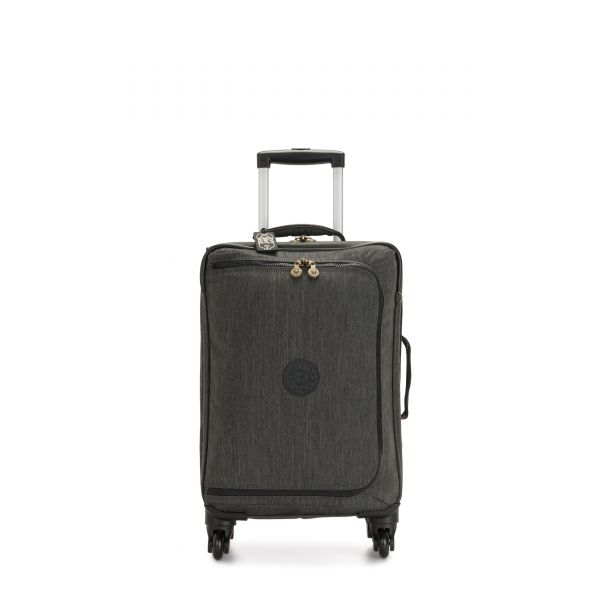 CYRAH S Black Indigo CARRY ON by Kipling Front