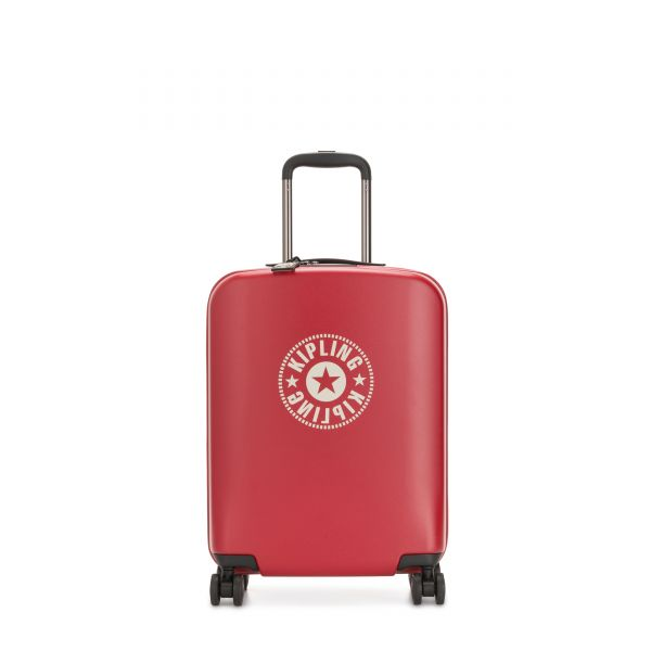 CURIOSITY S Lively Red CARRY ON by Kipling Front