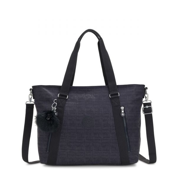 SKYLER Modern Hound Blue SHOULDERBAGS by Kipling Front