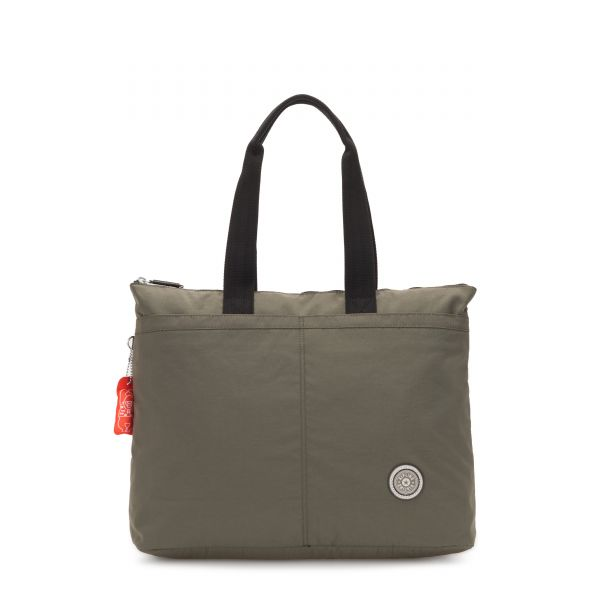 CHIKA Cool Moss TOTE by Kipling Front