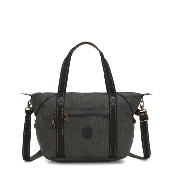 ART Black Indigo TOTE by Kipling Front
