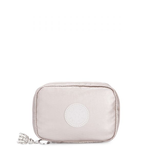 LAJAS Metallic Glow POUCHES/CASES by Kipling Front